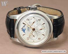 Oris Oris Big Crown Complication Vollkalender 581-7566-4061-07-5-19-53-(4310)- bei Uhren - Wellmann