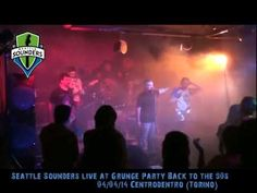 Seattle Sounders - Would / Man in the Box - YouTube