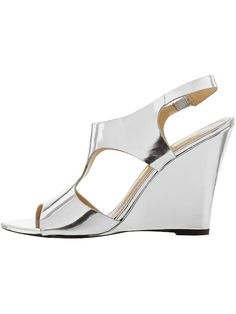 Rowen Montagu in Silver - Piperlime