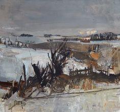 Joan Eardley: the forgotten artist who captured Scotland's life and soul Abstract Landscape, Landscape Paintings, Abstract Art, Landscape Stairs, Landscape Fabric, Abstract Paintings, Landscape Design, Soul Art, Winter Art