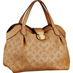 Louis Vuitton Cirrus PM Mahina Leather M93090