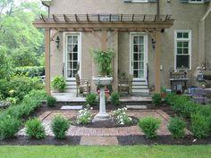 Garden cottage style gardenLandscaping | NJ Landscape Old English Garden.JPG provided by Parker Homescape ...