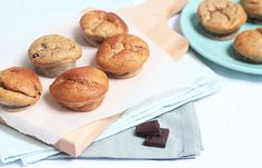 Banana bread muffins – SKINNY SIX