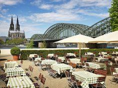 Hyatt Regency Cologne Aussicht