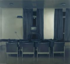paul winstanley. oil on linen. can't believe this is a painting
