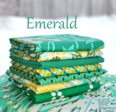 Pantone color of the year!! Emerald