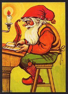 ˇˇ Goblin, Faeries, Gnomes, Troll, Mythology, Fairy Tales, Christmas Cards, Creatures, Fantasy