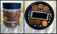 DIY Small Saving Bank ;)