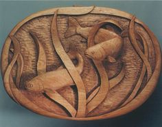 Custom Relief Wood Carvings