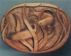 Custom Relief Wood Carvings