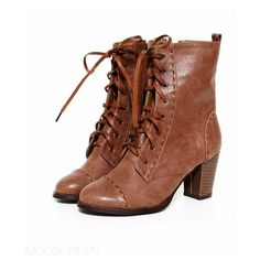 Boots - Longstock (100 AUD) found on Polyvore