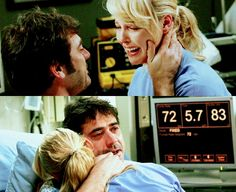 When Denny Duquette died, I was more heartbroken than I've been during some of my ACTUAL breakups.