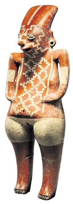 Venus Chupicuaro, 400 a.C., procedente del estado de Guanajuato