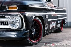 2014 PPIHC Pace Truck: Gas Monkey Garage's 1965 Chevrolet C10 Restomod - The Modified Lifestyle   Revvolution