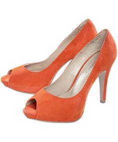 DOLFINE SATIÉ PARIS Peep Toes  #conleys #fashion #mode