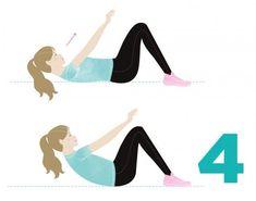 Vain seitsemän minuuttia riittää! Tämä pikajumppa korvaa tunnin puurtamisen | Me Naiset Hiit, Health Fitness, Gymnastics