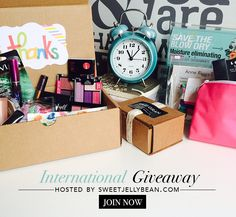 SJB Turns 2 + Giveaway (and yes it's INTERNATIONAL!)