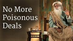 """Sadhguru looks at how devotion is a tool to move from being a creature in this creation, to becoming the very hand of the divine. Unfortunately, most people think devotion is about making """"deals"""" with the divine. Sadhguru explains why trying to make a deal with the source of creation isn't an intelligent thing to do."""