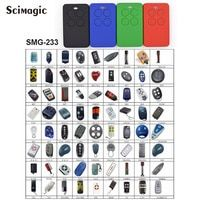 Universal Garage Remote Control Clone Compatible Nice Faac Somfy Hormann Marantec Came Sommer Doorhan Ata Somfy Bft 280 868mhz