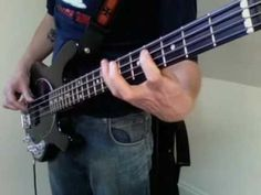 Learn simple Bass riifs: The Beatles: Day tripper - YouTube
