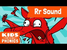 "Help your kids learn the ""R"" phonic with this short video!"