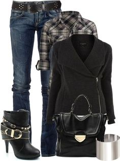 1000+ images about outfits para invierno on Pinterest