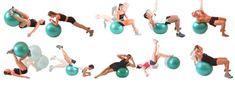 Beneficios: - Pueden utilizarlo sin ningun problema mujeres embarazadas - Estimulación corporal que mejora la circulación combatiendo la celulitis y tensión muscular - Uso terapéutico y físico - Entrena con eficacia los músculos abdominales  - Ayudas a acondicionar tu cuerpo entero  - Aumentar la flexibilidad  - Agrega diversión y variedad a tu entrenamiento   - Tonifica y desarrolla los músculos  - Gran entrenamiento abdominal  - Ningún impacto en las articulaciones