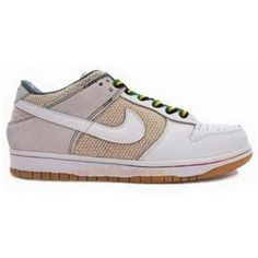 big sale 29712 eaae1 308608 011 Nike Dunk Low CL Womens Rasta Pack White Green K04006