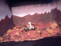 Maqueta Marte