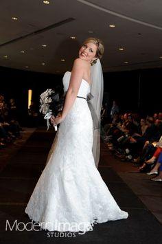 The gorgeous bridal look #byMario! #MarioTricociSalon #ChicagoSalon #ChicagoSpa