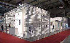 progetto stand - Mina Ignazzi - Exhibition, Milano, 2015