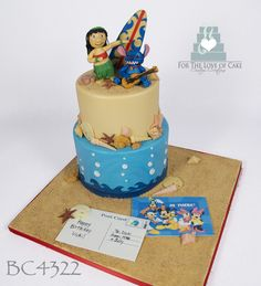 lelo and stitch cake - Yahoo Image Search Results