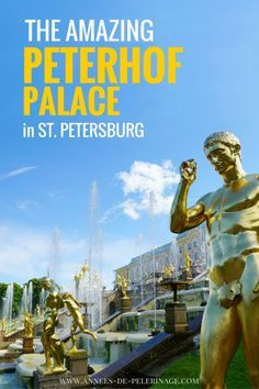 All you need to know about visiting the amazing Peterhof Palace in St. Petersburg russia. This is the most beautiful palace /castle in Russia - only rivaled by Versaille in France