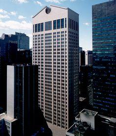 ATT Corporate Headquarters, New York, 1984