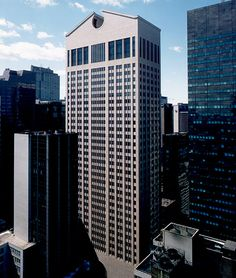 AT Corporate Headquarters | New York, New York | Philip Johnson | photo by Richard Payne