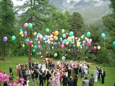 pretty cool--this looks like our mountain, Chevin Just Married, Getting Married, Miranda Green, Wedding Ceremony Decorations, Pretty Cool, Location, Big Day, Wedding Details, Special Day