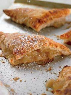Crispy Apple Turnovers | Cook'n is Fun - Food Recipes, Dessert, & Dinner Ideas