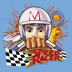 That Shirt Rocks : SPEED RACER-INTENSE TODDLER TEE