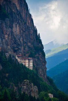 Sümela Manastırı ,Trabzon ,Türkiye