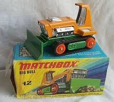 Matchbox 1975 Superfast #12 Big Bull