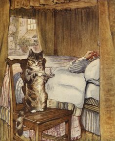 """The Tailor of Gloucester"" - Beatrix Potter"