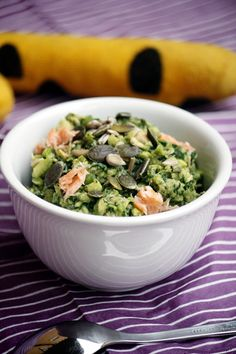 Quinoa with courgettes and onionspdf food baby pinterest pea spinach salmon puree baby food 10 12 months forumfinder Image collections