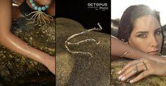 Necklace-Bracelet & Pendants OCTOPUS