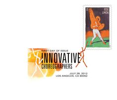 Innovative Choreographers: Jose Limon Digital Color Postmark | Cancellation | USA Philatelic
