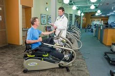 Did you know that exercise increases a person's chances of surviving a heart attack and that exercise habits effect how the body handles recuperating from a heart attack? #NuSteps began helping those in cardiac rehab. Start NuStepping and lower your heart attack risk.