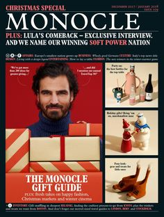 With 10 issues and two special editions a year, Monocle delivers a wealth of rich reporting, great opportunities and stunning photography. Get a global perspective: read Monocle.