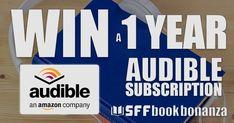Audible Audiobook Giveaway – Mar-Apr
