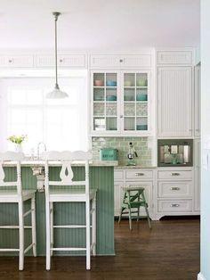 beach style kitchen designs