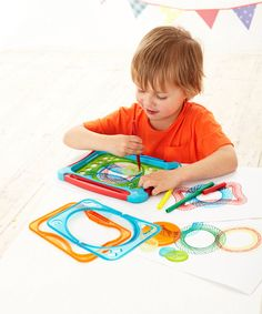 ELC Spiral Art - drawing & painting - Mothercare £5