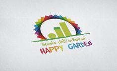 Happy Garden School by Tony DesignLab, via Behance